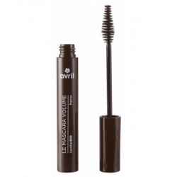 Avril cosmétique Mascara volume marron 10ml maquillage bio les copines bio