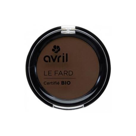 Avril cosmétique Fard à paupières Terre 2.5gr maquillage bio les copines bio