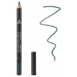 Avril cosmétique Crayon contour des yeux Vert impérial 1gr maquillage bio et mineral