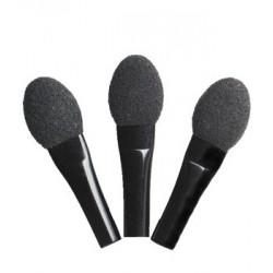 Avril cosmétique Lot de 3 embouts mousse pour applicateur pro paupières
