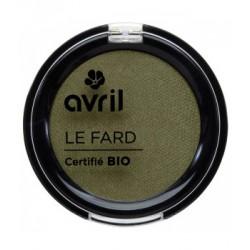 Avril cosmétique Fard à paupières Marécage 2.5gr maquillage bio des yeux les copines bio
