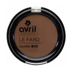 Avril cosmétique Fard à paupières Cannelle mat 2.5g maquillage bio des yeux les copines bio