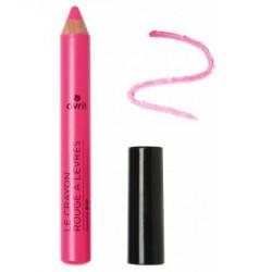 Avril cosmétique Crayon à rouge à lèvres Jumbo Rose Bonbon 2gr maquillage bio les copines