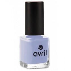 Avril cosmétique Vernis à ongles bleu layette n°630 7ml maquillage mineral les copines