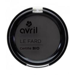 Avril cosmétique Fard à paupière noir ébène mat 2.5g maquillage bio