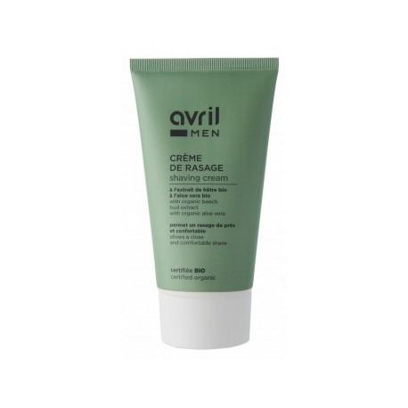 Avril cosmétique Crème de rasage Homme 150ml