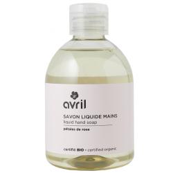 Avril cosmétique Savon liquide mains Pétales de rose 300 ml