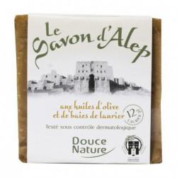 Savon d'Alep 100 % base végétale - 200 gr