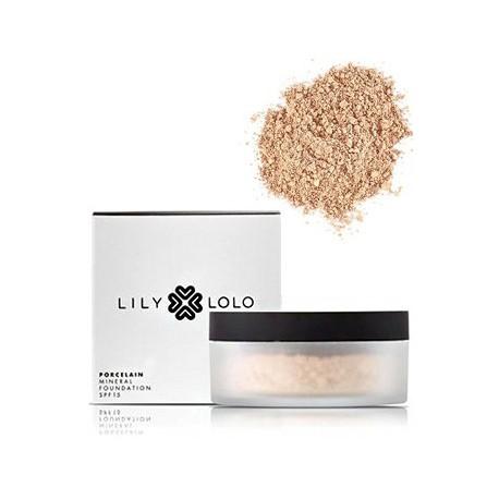 Fond de teint mineral poudre libre SPF15 Warm Honey 10gr