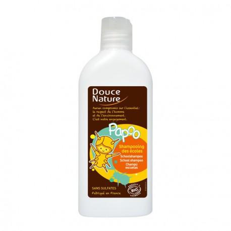 Shampooing des écoles Papoo-200 ml