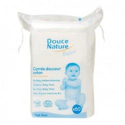 Carrés douceur coton Baby-x 60