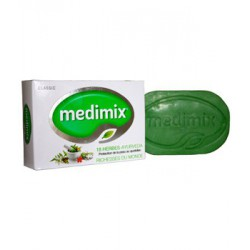 Savon Medimix Ayurvédique 18 plantes 125 gr