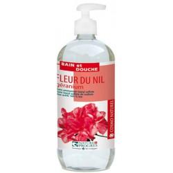Bain douche Fleur du Nil Géranium 500 ml