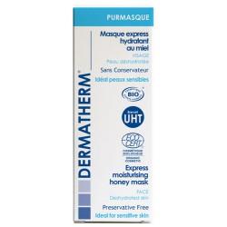Dermatherm Purmasque Masque hydratant réparateur visage 50ml