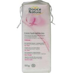 Douce nature Coton hydrophile bio 100 gr