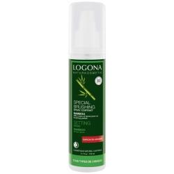 Logona Spray coiffant bambou spécial brushing - 150ml