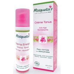 Mosqueta's Crème Tonus anti rides à la Rose musquée 50ml