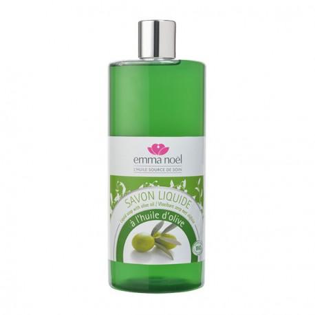 Savon liquide bio à l'huile d'olive 1 L