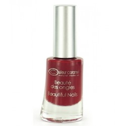 Couleur Caramel Vernis à ongles rouge mat n° 08 - 8 ml