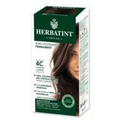 Herbatint Coloration châtain cendré 4C - 150 ml