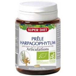 Super Diet Prêle Harpagophytum Bio 80 comprimés