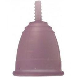 Mamicup Coupe menstruelle L Lila avec pochette