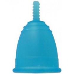 Mamicup Coupe menstruelle M Bleue avec pochette