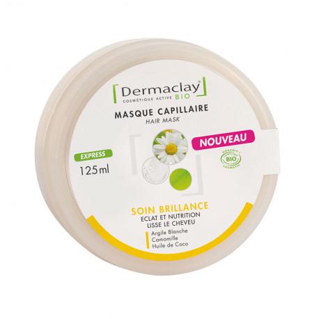 Masque soin brillance éclat et nutrition 125ml