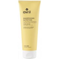 Shampoing bio Nutrition cheveux secs et abîmés 250ml Avril beauté