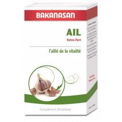 bakanasan Ail Extra Fort 96 capsules macerat huileux d'ail frais les copines bio