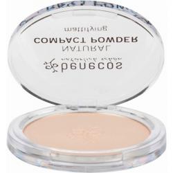 Benecos Poudre compacte naturelle matifiante 9 gr maquillage bio et minéral du teint les copines bio