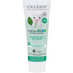 Gel dentaire menthe douce KIDS-50 ml - Sans fluor synthétique