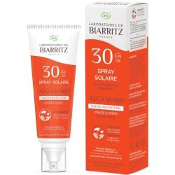 Spray Solaire SPF 30 Huile de Coco et Alga Gorria 100 ml