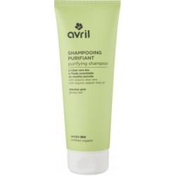 Avril Beauté Shampoing Purifiant cheveux gras Flacon 250 ml Les copines bio