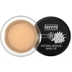 Mousse de teint naturel Miel 03 15 g les copines bio maquillage bio