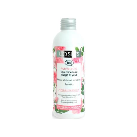 Pur velours eau micellaire peaux sensibles et sèches  200 ml