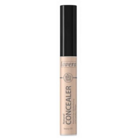 lavera Correcteur naturel Ivory 01 5.5 ml maquillage bio du teint les copines bio