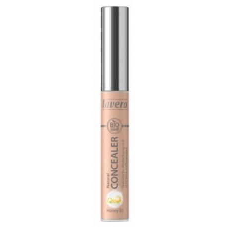 Lavera Correcteur naturel n°3 Honey Miel Q10 5.5ml maquillage bio les copines bio ubiquinone