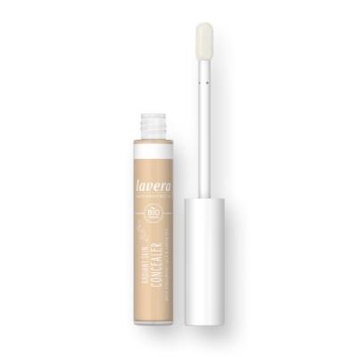 Lavera Correcteur naturel Ivory Ivoire 01 Q10 5.5 ml maquillage bio les copines bio ubiquinone