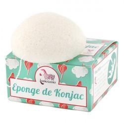 Lamazuna Eponge de Konjac 30 g Les Copines Bio Hygiène bio