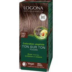 Soin colorant végétal poudre Chêne doré 100 g