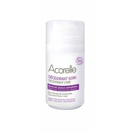 Déodorant soin spécial peaux sensibles 50 ml Les Copines Bio Hygiène bio