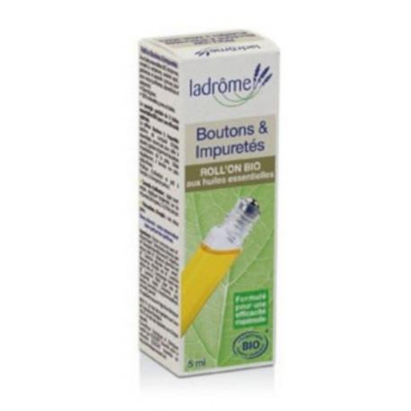 Roll on Boutons et Impuretés 5 ml Les Copines Bio Hygiène bio