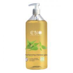 Shampoing cheveux gras Argile Ortie 500 ml Les Copines Bio Hygiène bio