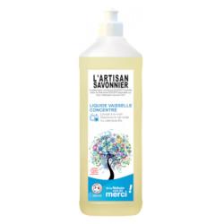 Liquide Vaisselle Concentré au Calendula 500 ml Les Copines Bio Hygiène bio