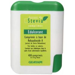 Stevia Rebaudiana : le Rebaudioside A 98 (purifié à 98 %) guayapi édulcorant naturel les copines bio