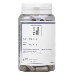 Belle et bio Griffonia simplicifolia 5 HTP 120 gélules tryptophane les copines bio