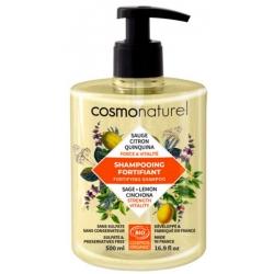 Shampooing fortifiant - 500 ml - Sans ammonium lauryl sulfate