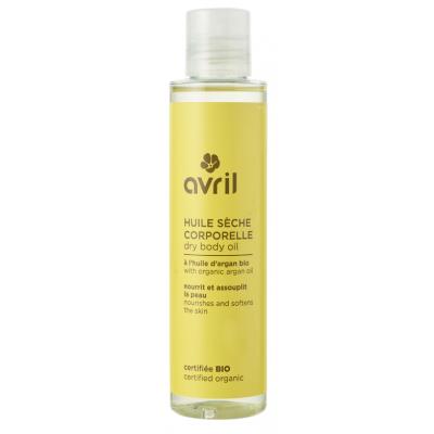 Huile sèche corporelle à l'huile d'Argan 150ml