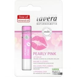 Lavera Baume à lèvres Beauty & Care Rosé 4,5gr soin des lèvres bio cosmétique bio les copines bio